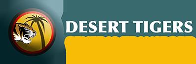 Desert Tigers Logo