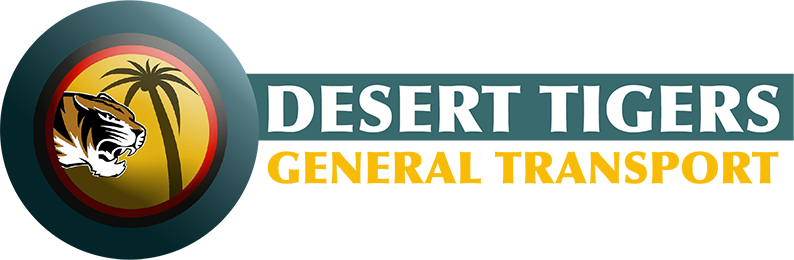 Desert Tigers Retina Logo